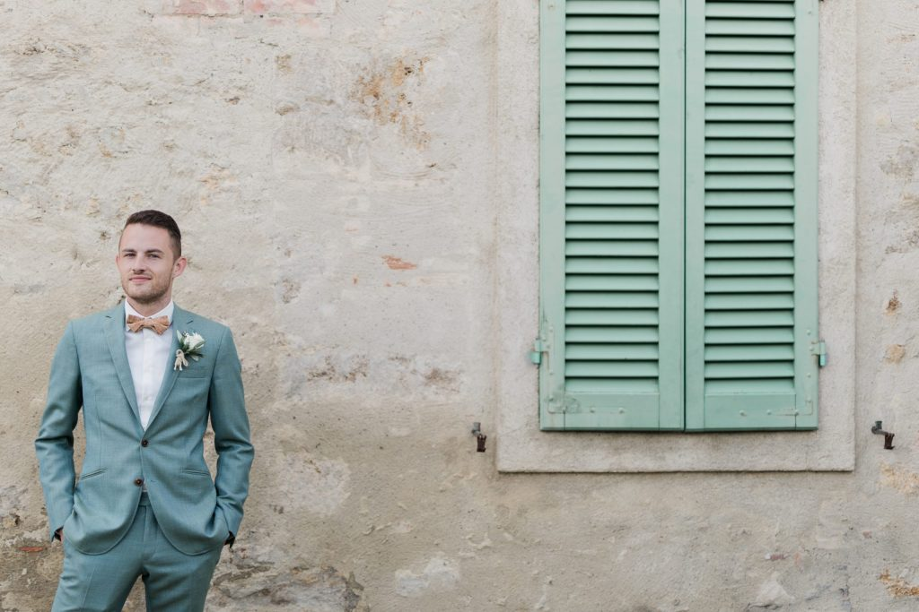 Bruiloft in Toscane Italië